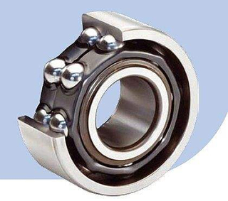 Double Row Angular contact ball bearing - Seals type 2RS