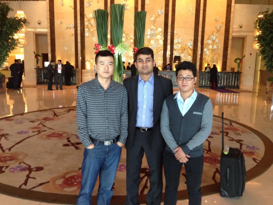 Eeat India Bearing visiting MBY Bearing.png