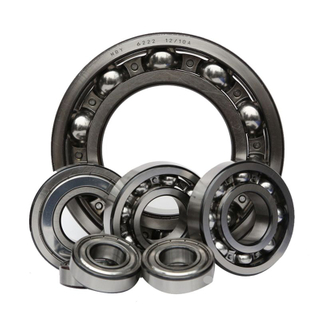 Double Row Deep Groove Ball Bearings